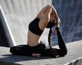 Claire - Yoga Ashtanga